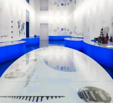 In Portogallo il museo che trasforma i visitatori in un flusso d'acqua