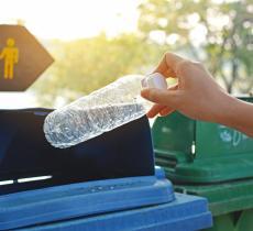 Nel mondo si ricicla solo il 15% della plastica