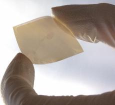 Plastica nei pannelli fotovoltaici per avere più energia