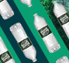 Poland Spring Water: entro il 2022 arriverà la bottiglia 100% rPET – In a Bottle
