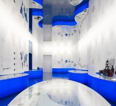 Portogallo: il museo trasforma i visitatori in un flusso d'acqua