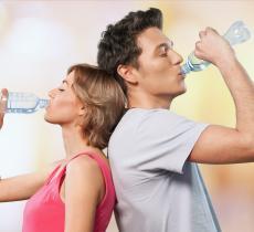 Reni e idratazione: 6 cose da sapere – In a Bottle
