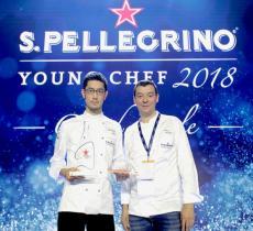 S.Pellegrino Young Chef 2018: vince Yasuhiro Fujio