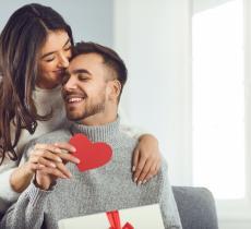 San Valentino, per una coppia su 2 più romanticismo e meno sesso - In a Bottle