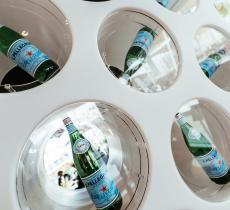 """Un quarto dei visitatori di Expo ha bevuto con la """"stella rossa"""""""