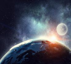 Scoperta acqua sui pianeti che orbitano attorno a Trappist-1