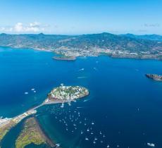 Città Galleggianti per Combattere Innalzamento del Livello del Mare – In a Bottle