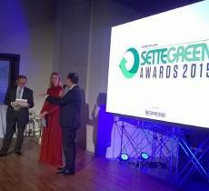 I Sette Green Awards 2015 premiano l'Italia che sa innovare e i progetti più sostenibili (courtesy of Rcs Communication)_ Tag Alt