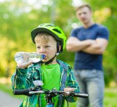 Sport e idratazione migliorano l'umore dei bambini