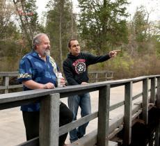 Stati Uniti: inventata una plastica speciale per fare eco-ponti