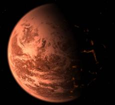 Super-Terra adatta ad ospitare acqua a 26 anni luce da noi – In a Bottle