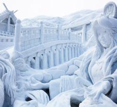 """Torna in Giappone il """"Sapporo Snow Festival""""_alt tag"""
