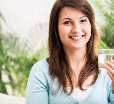 Una corretta idratazione può prevenire l'aterosclerosi_alt tag