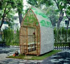 Vegetable Nursery Home: le nursery in plastica riciclata