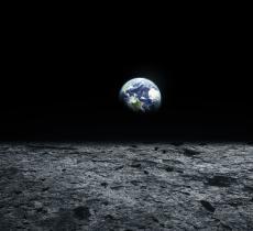 Missione Spaziale sulla Luna per Scoprire Depositi d'Acqua – In a Bottle