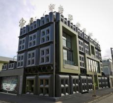 Water Tank House: scopri la casa del futuro