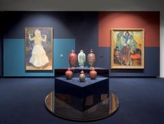 Acqua protagonista del Novecento tra pittura e arti decorative – In a Bottle