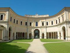 Mostra Acqua di Oreste Baldini a Roma Villa Giulia – In a Bottle