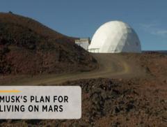 Acqua su Marte? Ecco come vivremo sul Pianeta Rosso
