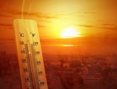 Temperature globali più calde nei prossimi 5 anni