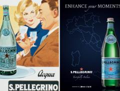 The launch of the celebrations to mark 120 years of S.Pellegrino - In a Bottle