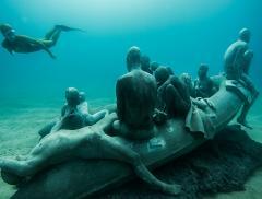 Arriva a Lanzarote il primo museo sottomarino d'Europa_alt tag