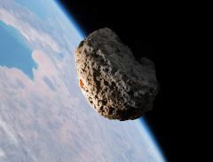 Acqua sulla Superficie degli Asteroidi nello Spazio – In a Bottle
