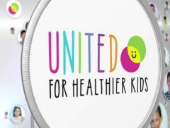 """In Medio Oriente nasce """"United for Healthier Kids"""""""