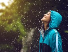 Bere acqua piovana: in Australia i risultati dello studio