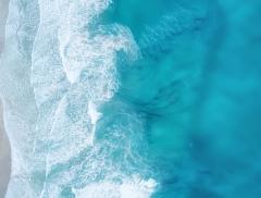 Combustibile a idrogeno ottenuto dall'acqua di mare - In a Bottle