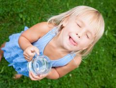 Come prevenire lo stress da calore nei bambini