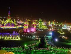 In Cina torna lo spettacolo delle sculture di ghiaccio