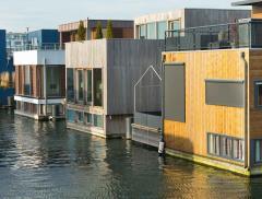 Ijburg, il quartiere galleggiante di Amsterdam - In a Bottle