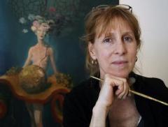 Julie Heffernan dipinge lo scioglimento dei ghiacciai