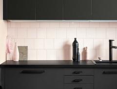 KUNGSBACKA la cucina in plastica riciclata di IKEA