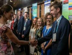 La Manna dal Cielo H2O Km0 vince lo Stockholm Junior Water Prize – In a Bottle
