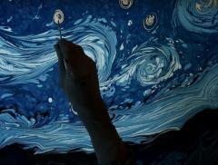 notte stellate garin ay