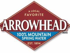 L'acqua Arrowhead compie 100 anni