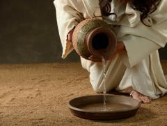 L'acqua come simbolo di rinascita a Pasqua