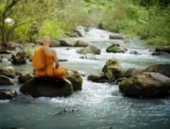 Acqua e Religione Buddhista: Pulizia e Purificazione – In a Bottle