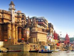 L'acqua sacra del Gange che si compra online