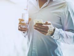 Le friendly app che ci aiutano a restare idratati