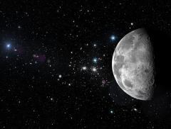 Le prove scientifiche della presenza di acqua sulla luna