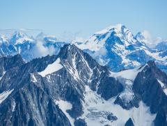 Le statistiche Istat sullo stato dei ghiacciai alpini