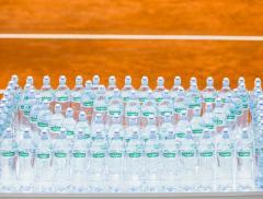 Levissima acqua ufficiale degli Internazionali d'Italia 2018