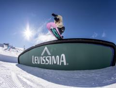 Levissima to be a sponsor of Burton Mountain Mash 2019 - In a Bottle