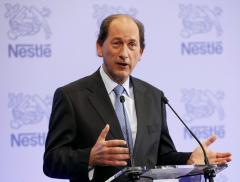 Paul Bulcke (Nestlé CEO): collective action against food waste