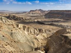 Nel Deserto del Negev in Israele Scoperta Acqua Fossile – In a Bottle