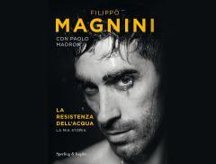 La resistenza dell'acqua: il libro di Filippo Magnini - In a Bottle