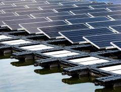 Pannelli solari galleggianti: il progetto che arriva dalle Filippine – In a Bottle